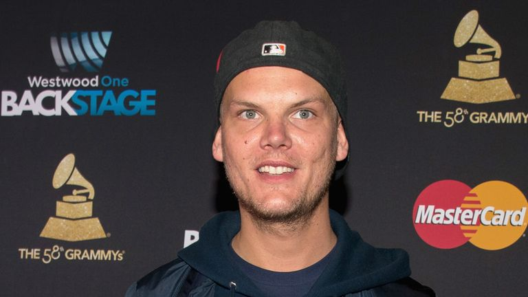DJ Avicii has died aged 28