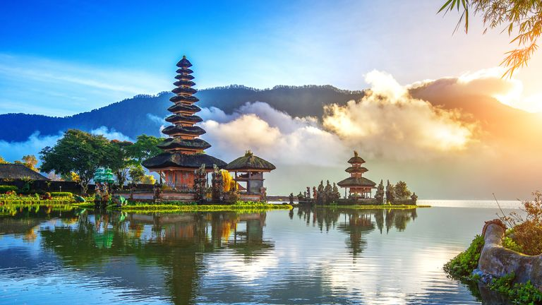A file picture of Bali