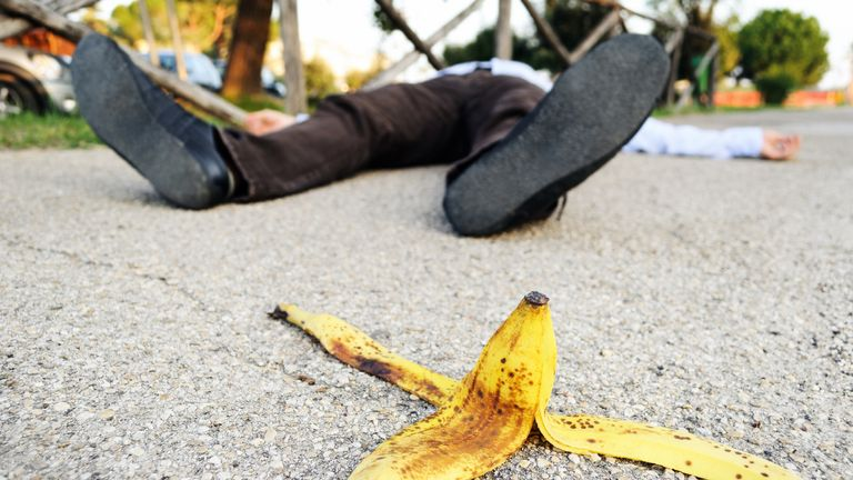 The slip up saw an Asda shopper pay £930.11 for one banana. File pic