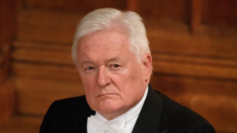 Barclays chairman John McFarlane
