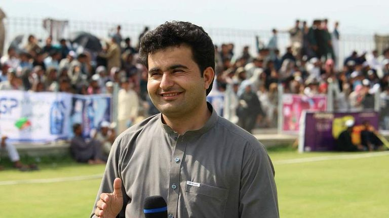 BBC reporter Ahmad Shah died in a shooting in Afghanistan's Khost province.