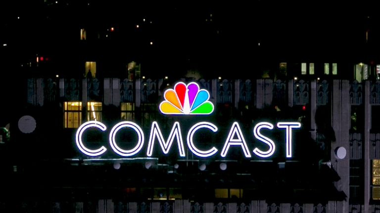 Comcast said its bid came with a series of legally binding commitments on Sky ownership and UK investment