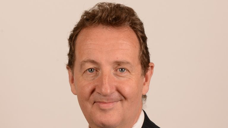 Ealing council leader Julian Bell
