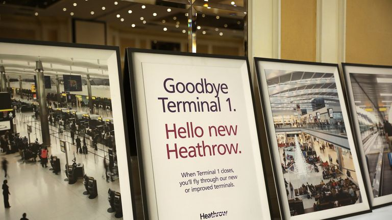Other airports may also look to buy security cameras, and scanners, all of which will be sold privately