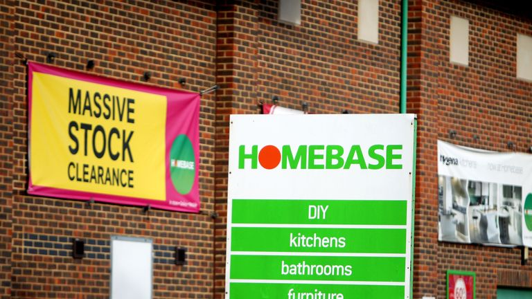 Homebase's Australian owners want to offload it