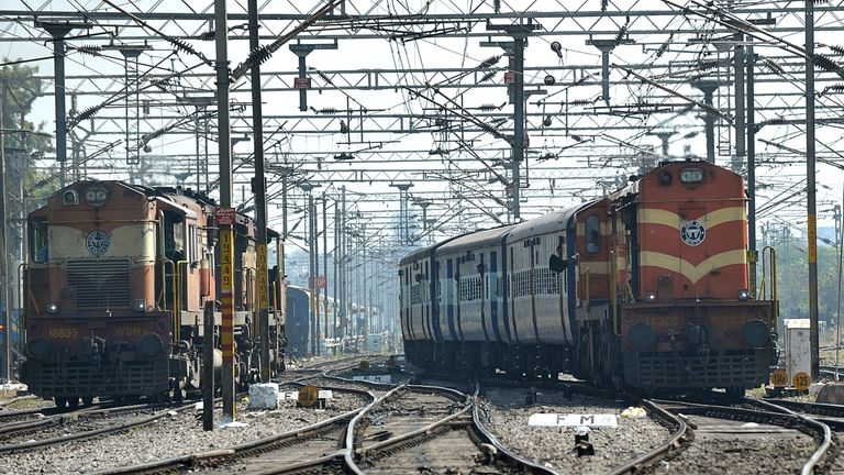 28m apply for 90,000 jobs at Indian Railways | World News