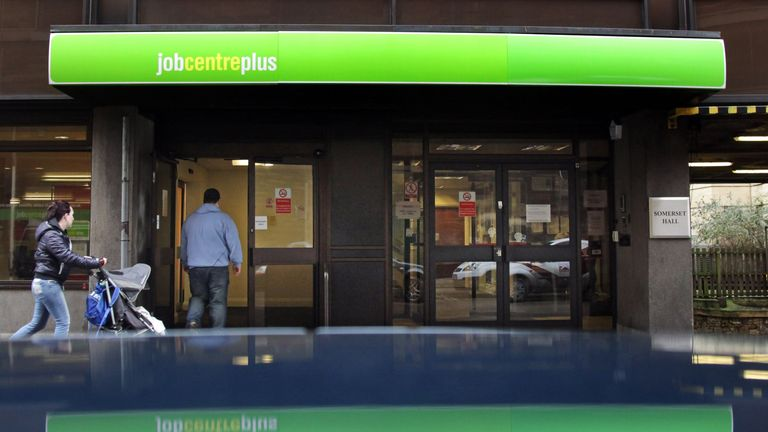 Claimants feel the Jobcentre doesn't offer enough support