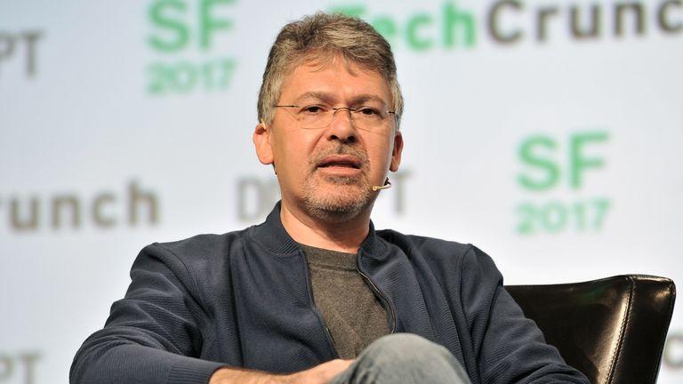 John Giannandrea has joined Apple