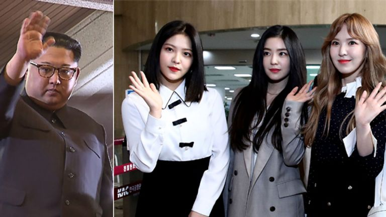 Red Velvet are one of K-pop's biggest stars