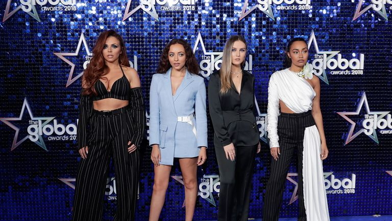Established artists like Little Mix have helped the record label industry