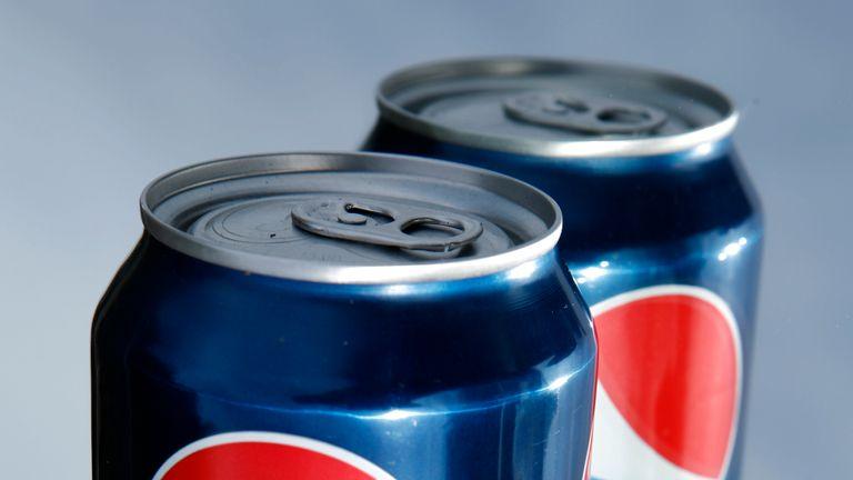 Pepsi reuters pic