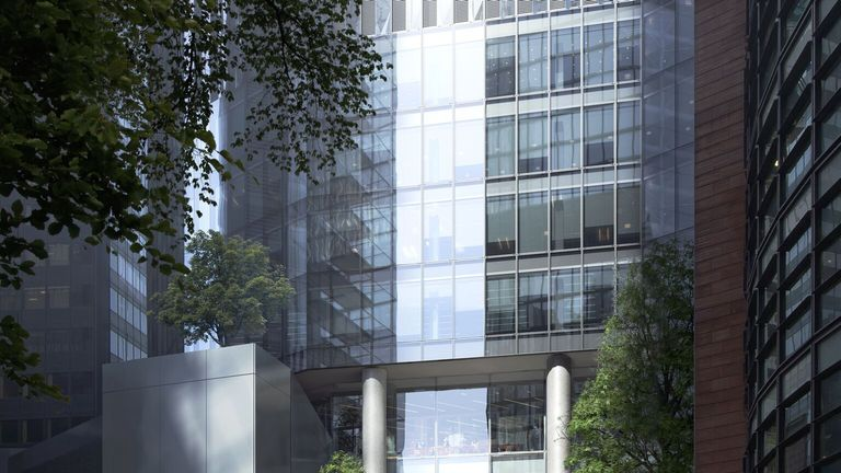 Twentytwo will be 278 metres high when exterior building work is completed this summer