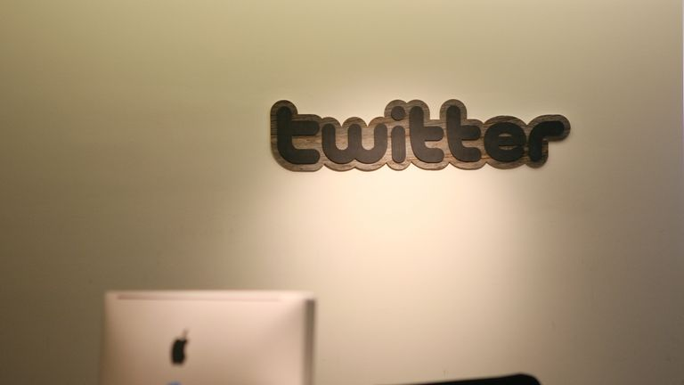 Twitter logo is displayed at the entrance of Twitter headquarters in San Francisco on March 11, 2011 in California A US judge on Friday ordered Twitter to hand over data of three users in contact with the controversial website WikiLeaks, rejecting arguments the move violated freedom of speech and privacy. President Barack Obama's administration obtained a court order last year seeking information from the Twitter accounts as it considers action against WikiLeaks, which has released a flood of se