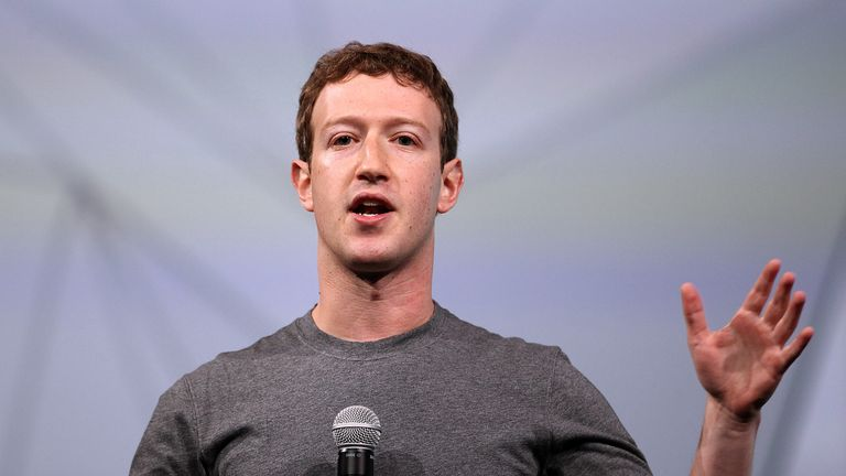 Mark Zuckerberg will testify before US committee