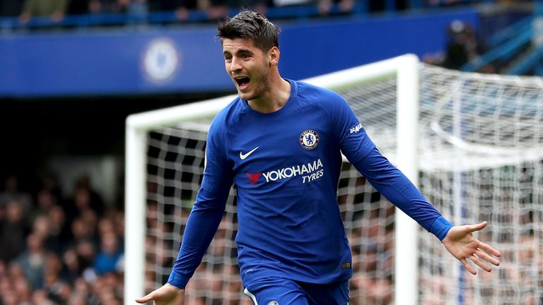 EPL: Why I did not do well under Conte - Chelsea striker, Morata