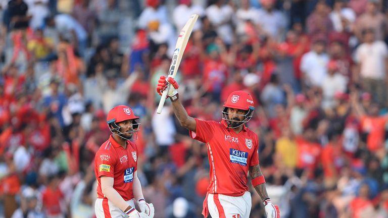 IPL: Kings XI V Delhi Highlights