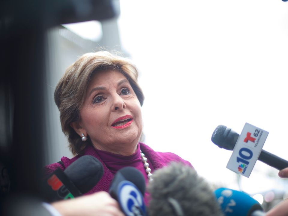 Attorney Gloria Allred said the previous charge is irrelevant