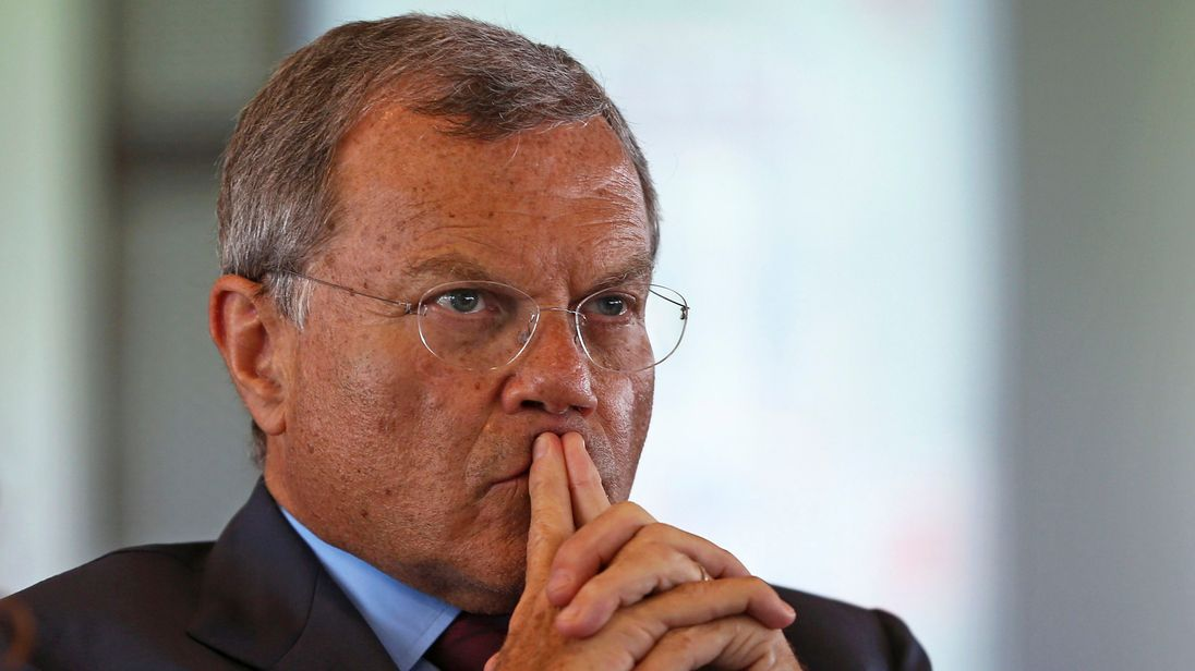 Sorrell to take on WPP with new advertising venture
