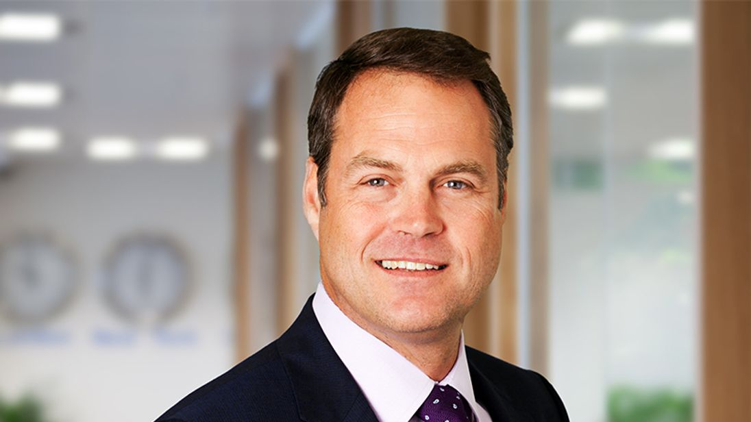 The merger discussions are being led by Smiths Group chief executive Andy Reynolds Smith. Credit: Smiths Group