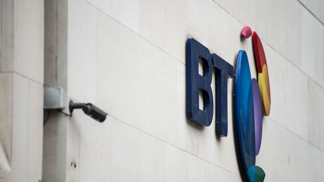 BT reveals plan to cut 13000 jobs over next three years