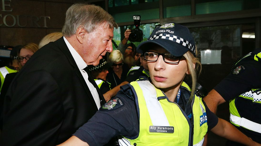 Cardinal Pell will face at least one charge of sexual abuse