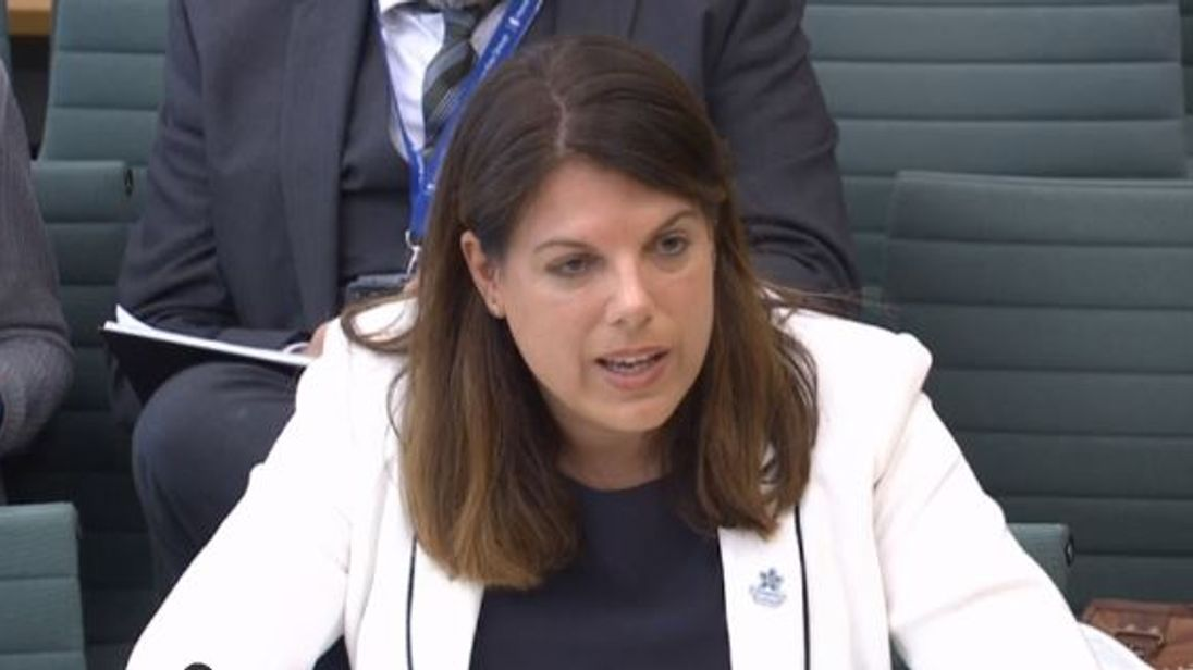 Immigration Minister Caroline Nokes Admits She Has Not Read Good