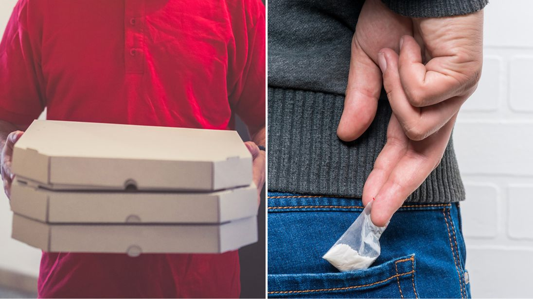 Third Of Brit Cocaine Users Admit Deliveries Are 'Quicker Than Takeaway Pizza'