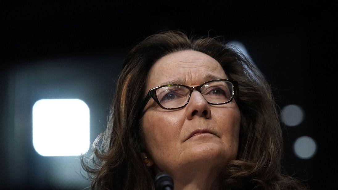 Top Dem questions Central Intelligence Agency campaign to secure Haspel nomination