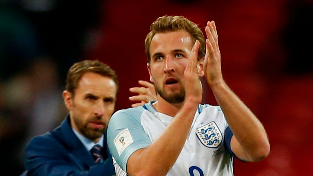 Could Harry Kane propel the England team?