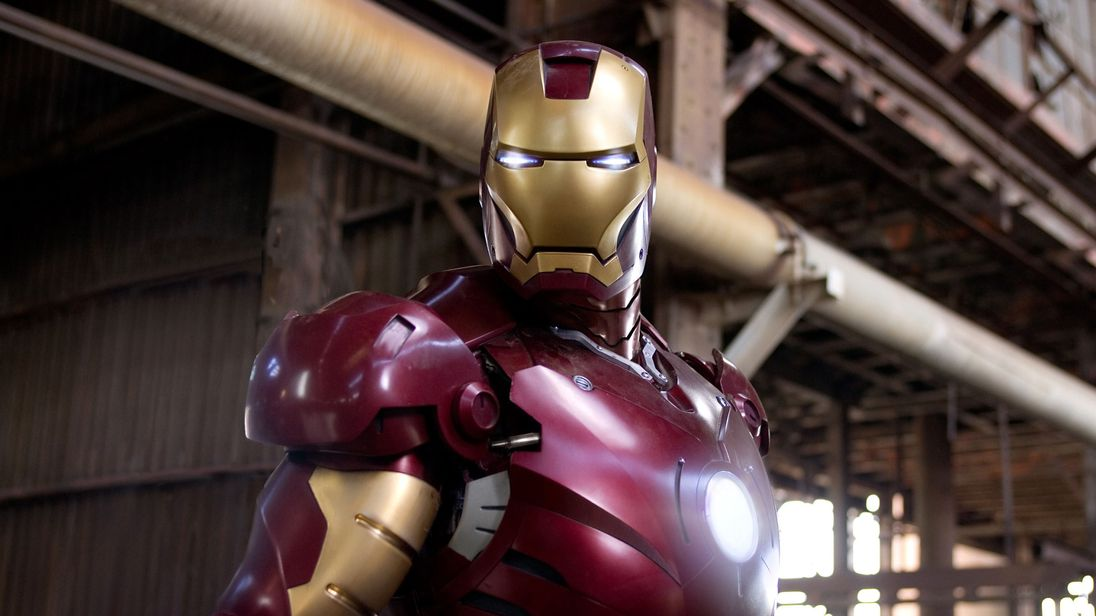 The 2008 Iron Man took more than $500,000m at the US box office