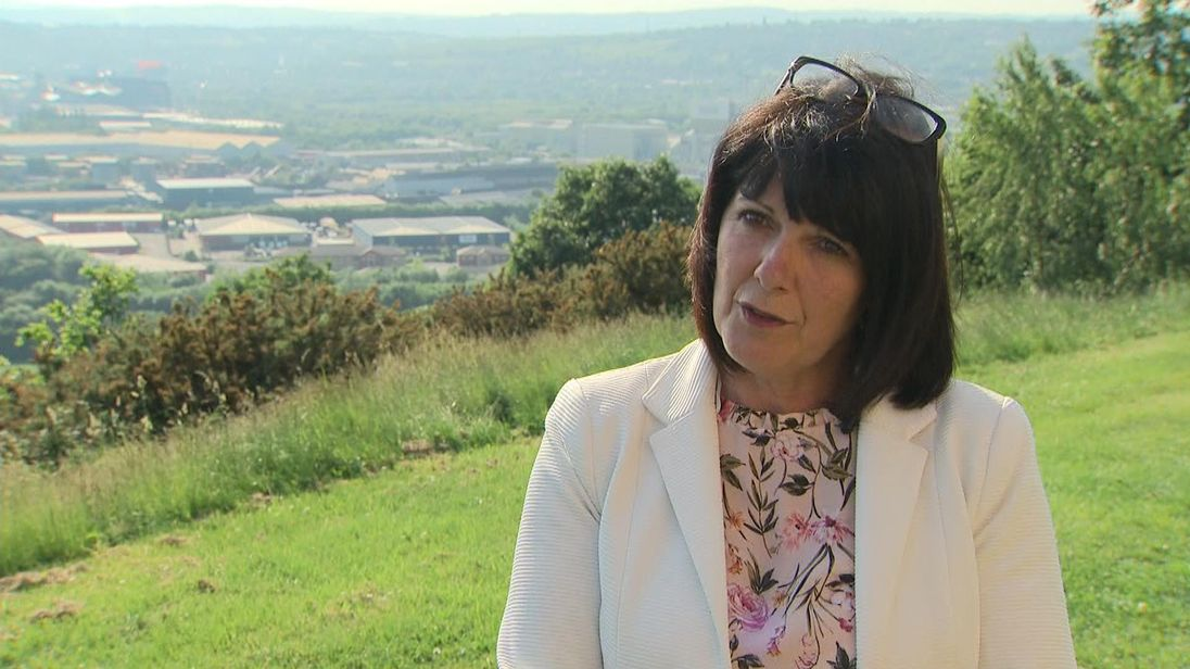 Jayne Senior was the social worker who in 2011 helped uncover industrial scale child sexual grooming in Rotherham