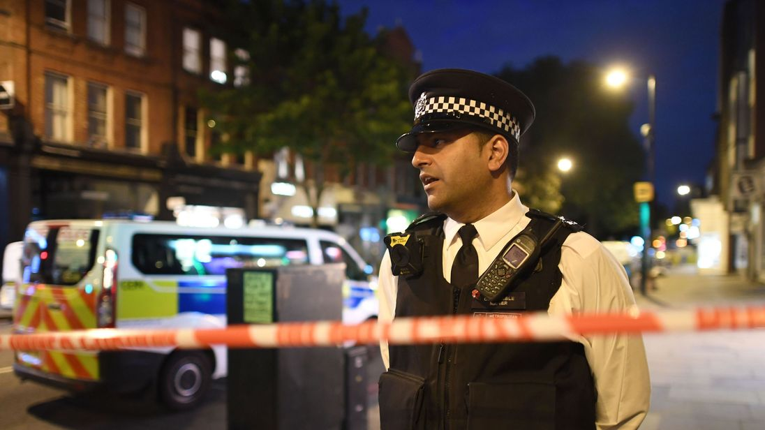 More than 60 people are thought to have died due to knife and gun crime in London this year