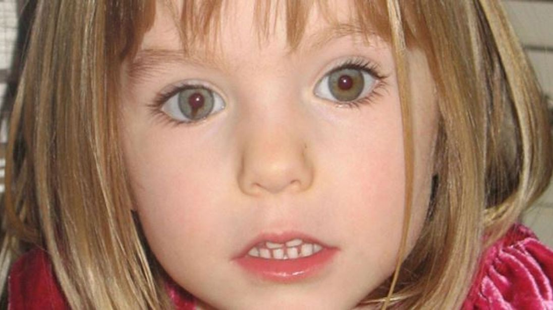 Operation Grange to receive extra £150k - Sky News Skynews-madeleine-mccann-missing_4299475