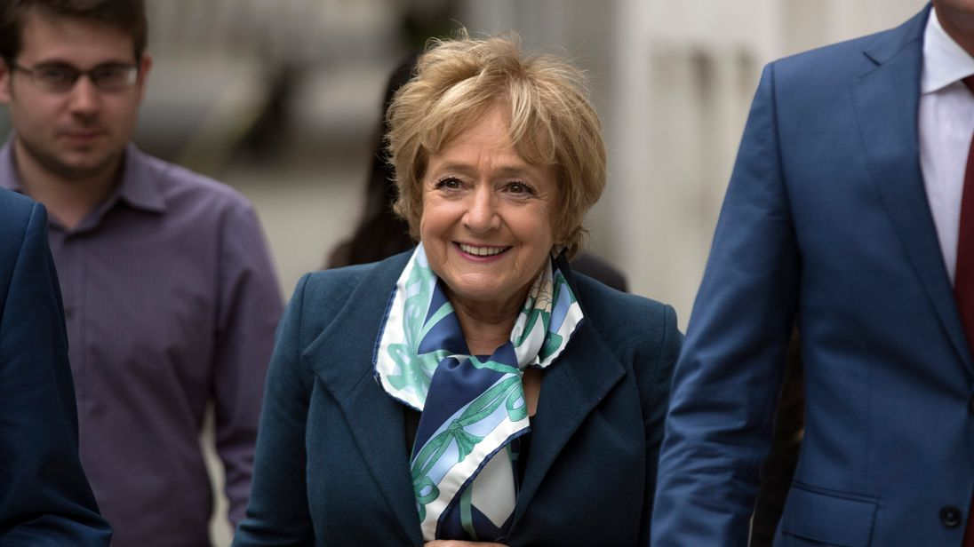 "Margaret Hodge said the policy will stop money launderers hiding their ""toxic wealth"""