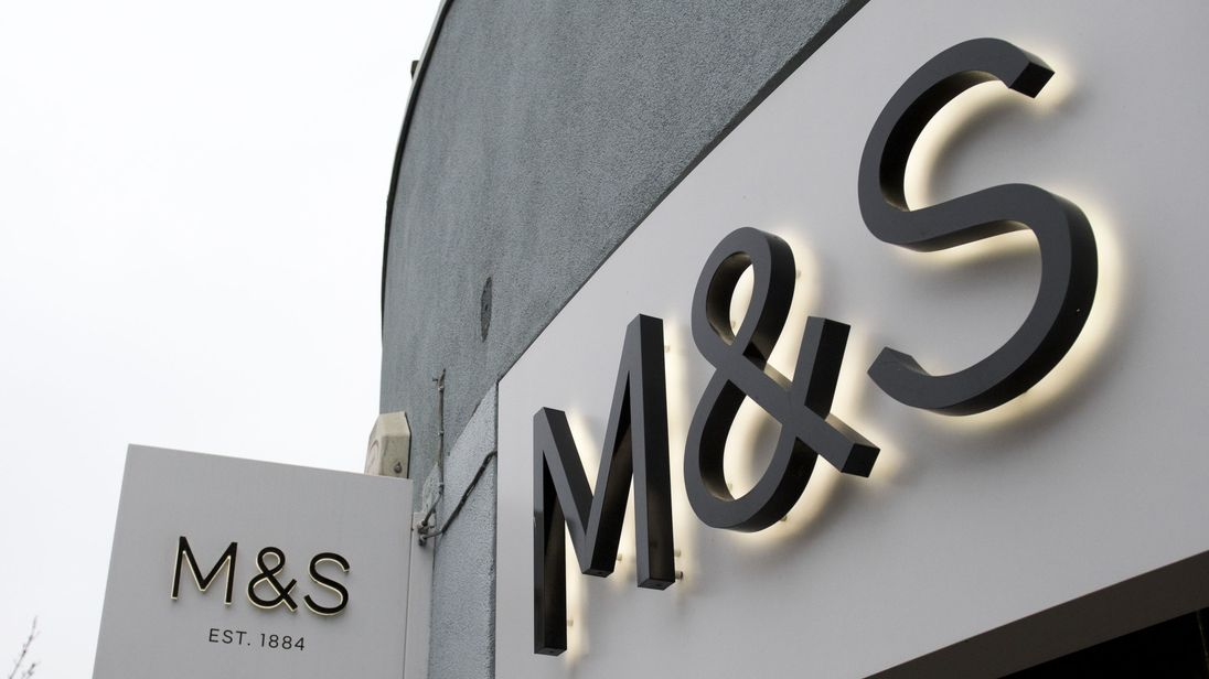 FTSE scales fresh high but M&S falls on store closures