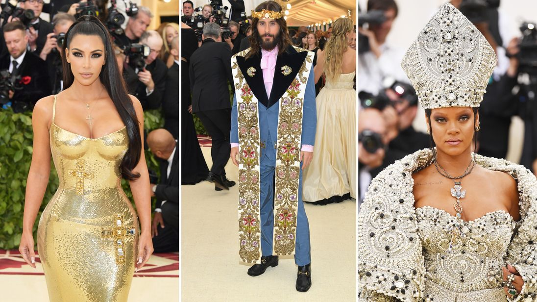 A walk through the history of the Met Gala...in Rihanna's shoes
