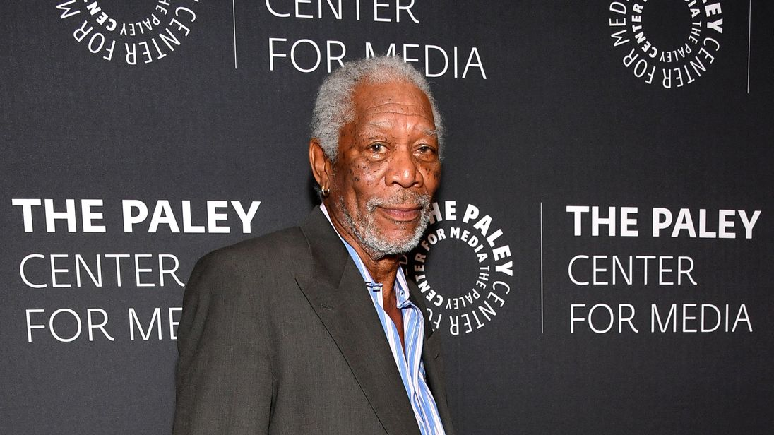 Visa cuts off Morgan Freeman commercials after harassment report