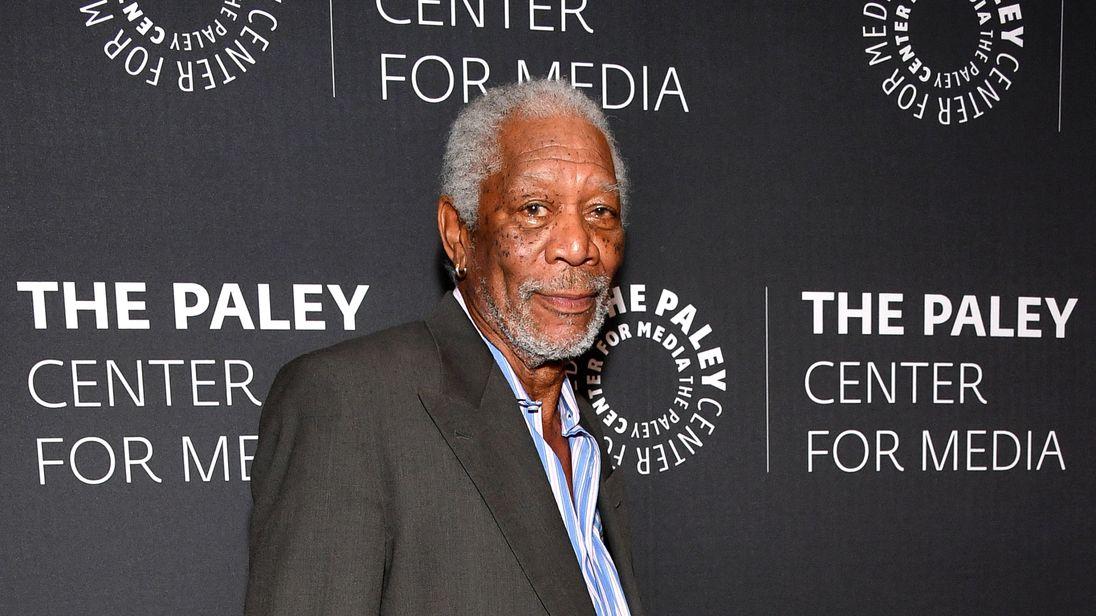Visa cuts off Morgan Freeman commercials after harassment report