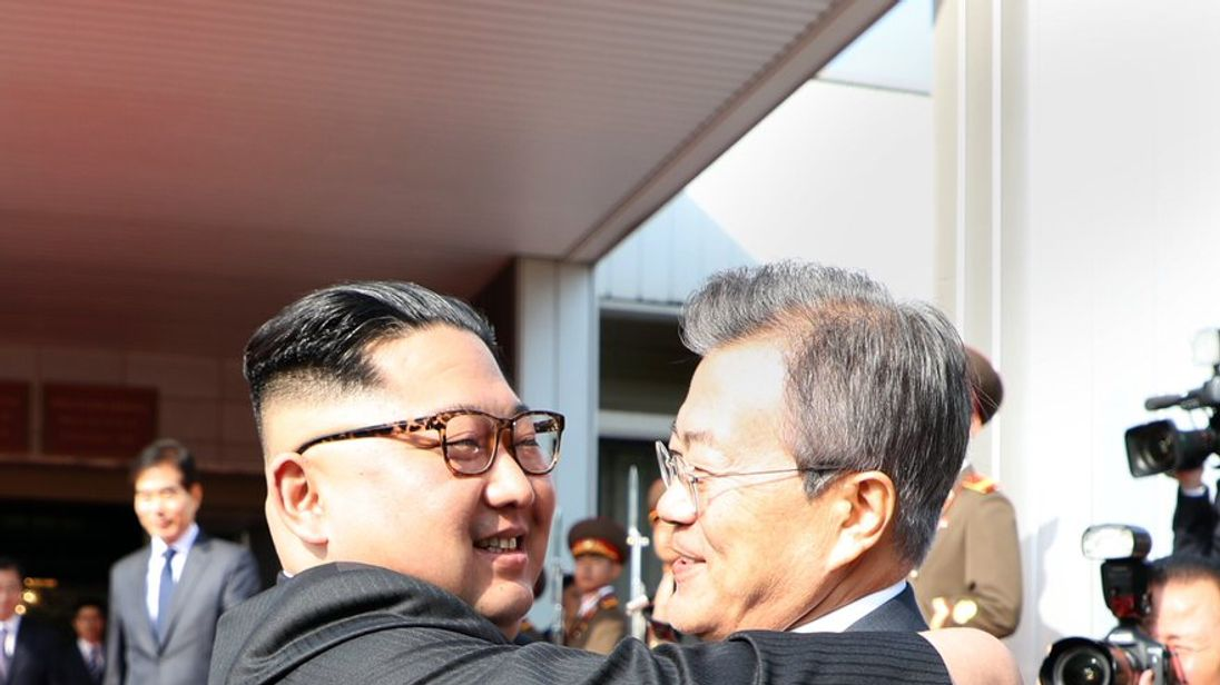 Kim Jong Un meets again with South Korean president