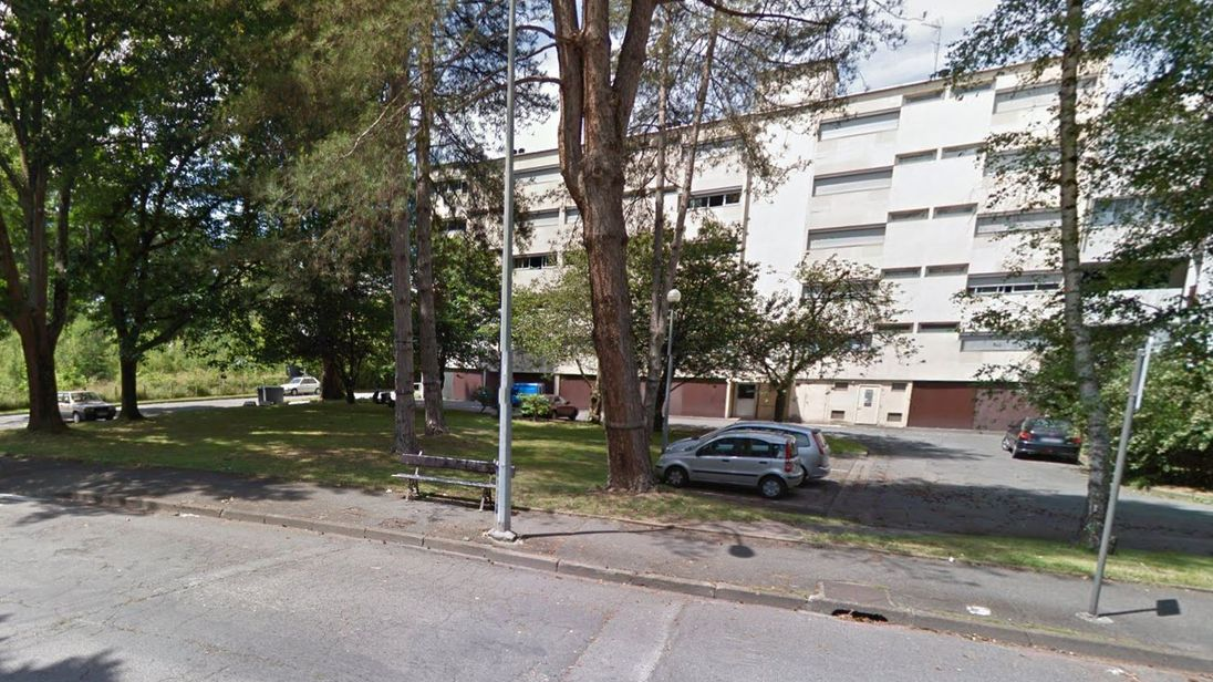 The 32-year-old man was killed in a park on a housing estate in Pau, southern France