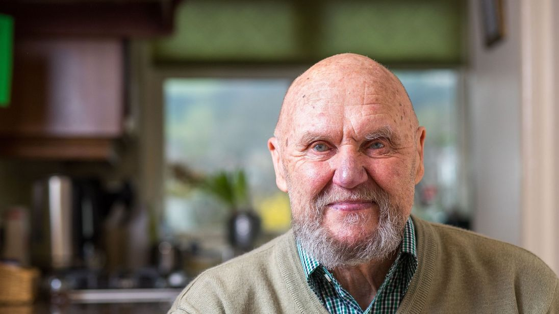 Ray Wilson has died aged 86