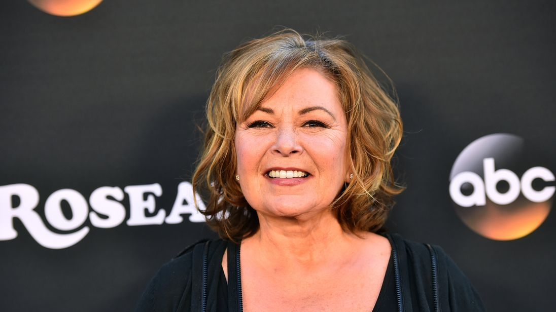 Roseanne Barr has apologised for making a joke she now says was in 'bad taste&#39