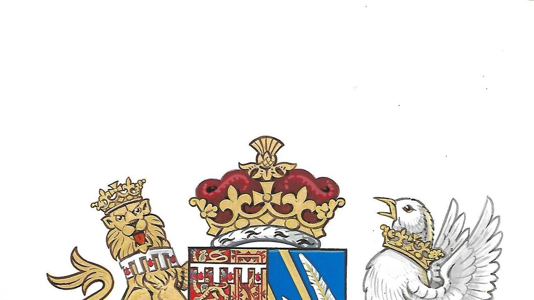 Meghan Markle's Coat of Arms Is Revealed