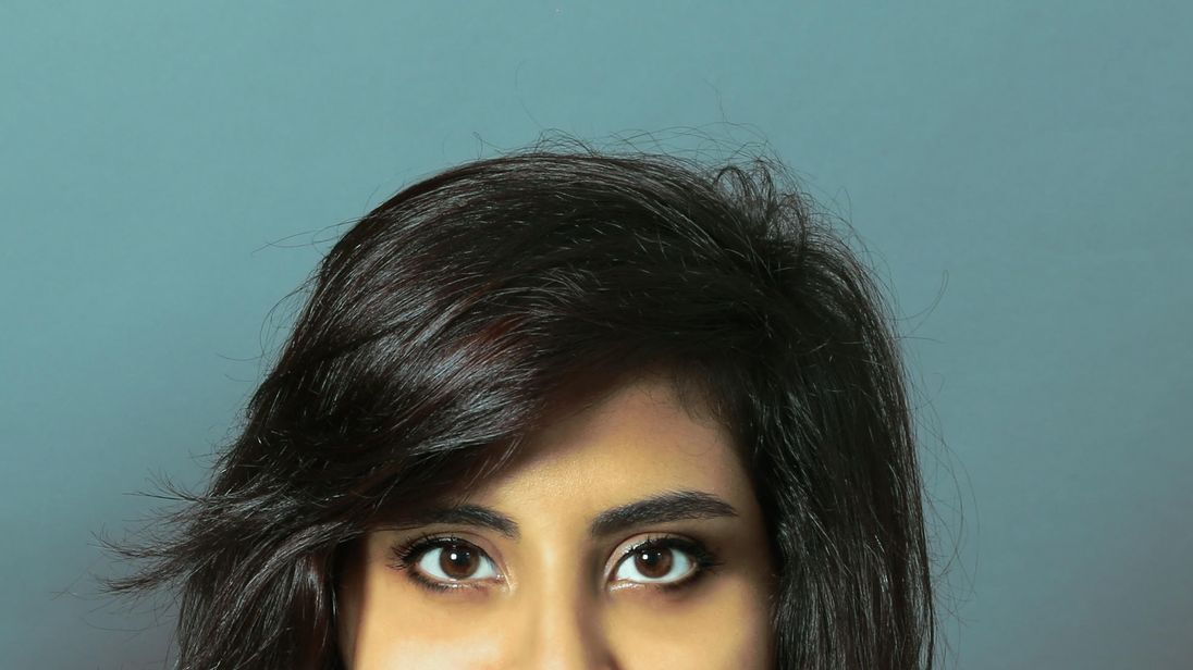 Loujain al-Hathloul was among those arrested. Pic: Private, Amnesty International.