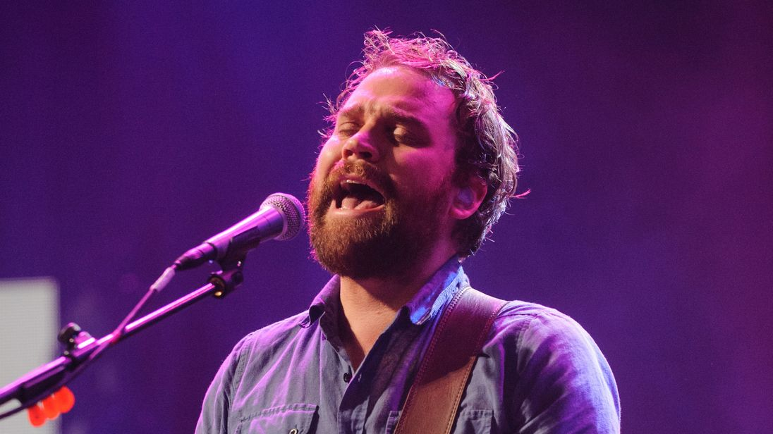 Frightened Rabbit singer reported missing as band 'concerned' for his welfare