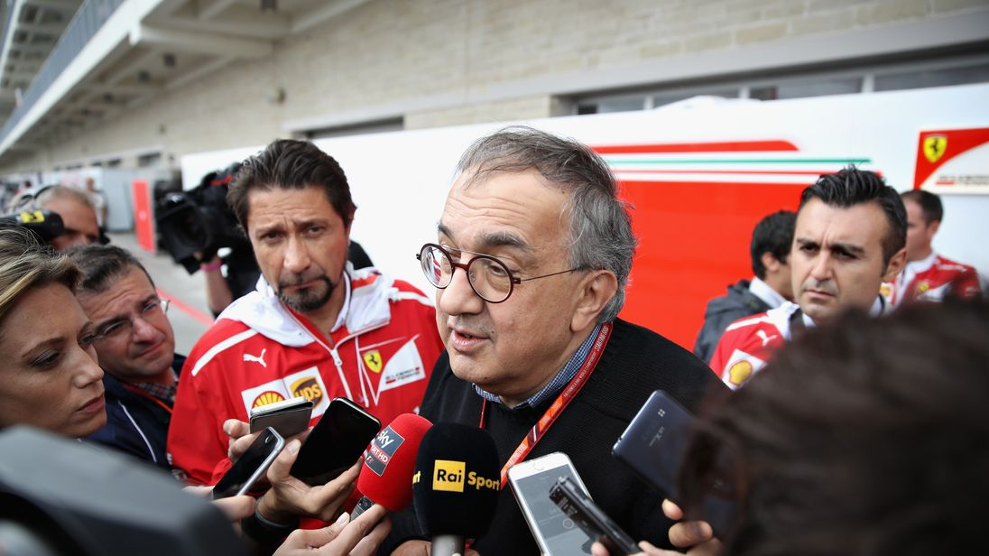 Sergio Marchionne, The Man Who Saved Fiat And Chrysler, Has Died