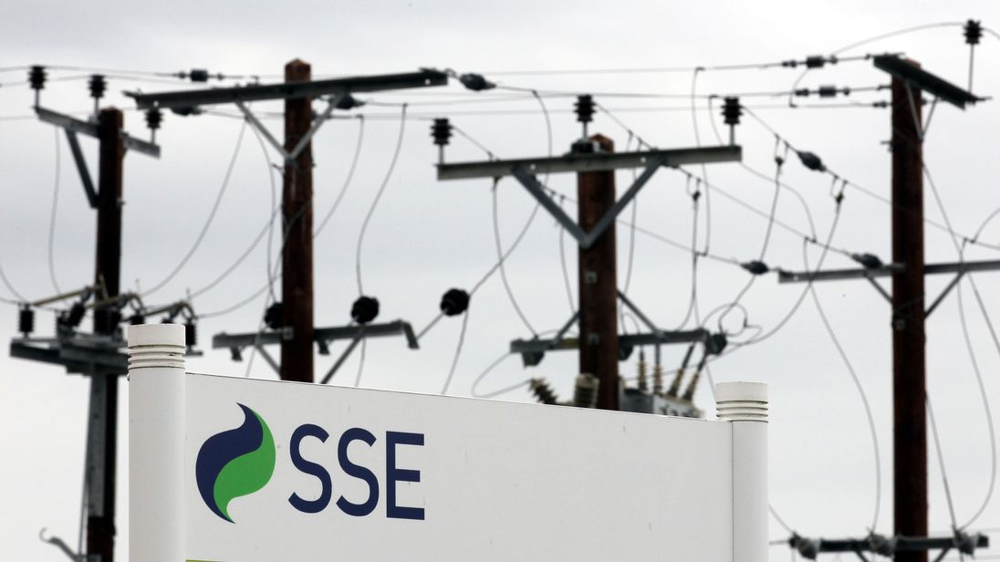 The so-called 'Beast from the East' cold snap helped SSE maintain a flat operating profit
