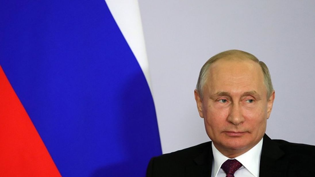 "Vladimir Putin has said Mr Skripal ""would have died on the spot"" if he had been targeted with novichok"