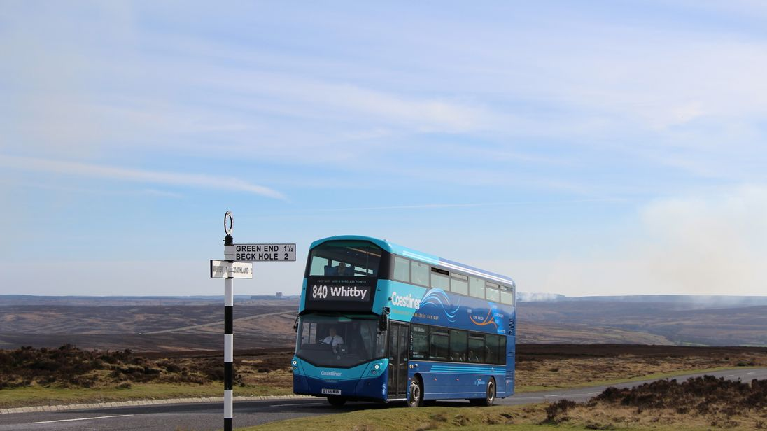 The Coastliner 840 topped a poll of 15,000 people