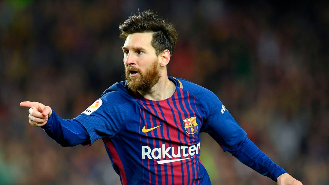 Lionel Messi Claims Record Fifth European Golden Shoe After Ending La Liga Season With 34 Goals